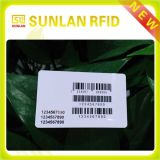 PVC Smart Magnetic Card with Barcode From Sunlanrifd