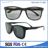 New Fashion Designed Injected Optical Frame Sunglasses