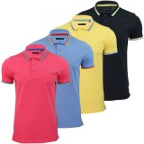 Professional Customized Cheap Polo Shirt Plain (A325)