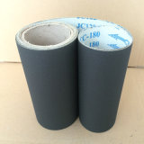Machine Use Silicon Carbide Middle Soft Abrasive Cloth Jc122 180#