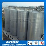 Spiral Type Steel Silo with Hopper Bottom