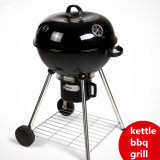 17/18/22/26inch Round Kettle Family Camping Use Charcoal BBQ Grill