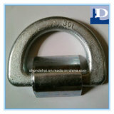 Forged Marine Container Lashing D Type Ring