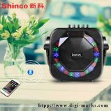 Multifunional Wireless Bluetooth Mini 6.5′′karaoke Speaker