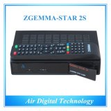 Original Satellite TV Decoder DVB S2 + DVB S2 Zgemma-Star 2s