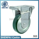 Japan Style Industrial Rigid Locking Caster Wheel