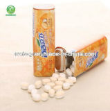 Coolsa Lemon Flavor Double Colors Tablet Candy