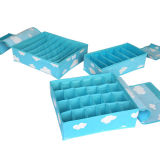 Colorful Easy Non-Woven Storage Box Foldable