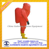 Heavy Duty Type Chemical Protective Suit