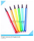 12PCS Classic Triangular Striped Fine Liner Pen