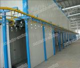 Metal Parts Electrostatic Powder Coating Line