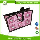 Competitive Price Recycle Lamination OPP PP Woven Shopping Bag