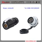 CE Approved IP68 Waterproof 3 Pin Wire Connector for LED