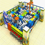 2016 Popular Indoor Soft Play Equipment for Kids