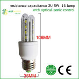 2u 16 Lamp 5W LED Energy-Saving Lamps