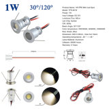 1W DC12V Mini LED Spotlight