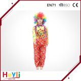 Little Boys Carnival Clown Jester Cosplay Suit Costumes