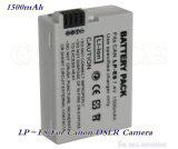 1500mAh Lp-E8 Batteries Li-ion Lp E8 Lpe8 Camera Digital Battery for Canon EOS 550d 600d 650d 700d X5 X6I Rebel T2I