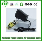 Switching Power Supply of 4.2V1a Smart AC/DC Adapter for SANYO 26650 Lithium Battery