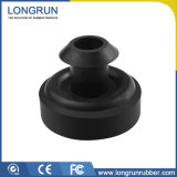 Custom Molded Silicone Rubber Cover for Industrial Component