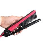Hot Selling Hair Iron Straightener Brush Hair Comb