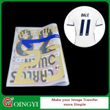 Qingyi Colorful Heat Transfer Sticker Film for Jersey