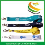 Custom Classics Polyester Neck Lanyards with Detachable Buckle