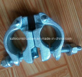Safe Durable Scaffold Double Coupler of Pipe