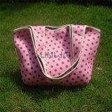 Custom Insulated Neoprene Beach Bag, Tote Bag, Picnic Cooler Bag (BC0073)