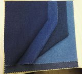 Wholesale High Stretch Indigo Woven Denim Fabric