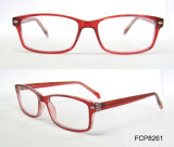 New Simple Cp Injection Fake Acetate Eyeglasses