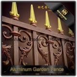High Quality Decorative Customized Used Wrought Iron Aluminum Garden Fence Panels