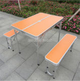 90*60cm Outdoor Multi-Function Folding Table