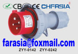 4p 6h IP67 16A New Generation Waterproof Industrial Plug