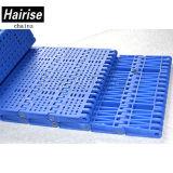 ISO Hygienic Flush Grid Plastic Modular Belt for Vegetables