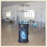 Oval Display Rack/Display Counter Showcase