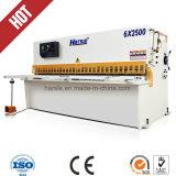 Nc Top Quality Guillotine Design Advanced CNC Hydraulic Shearing Machine