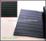 Gw3012 Wide Ribbed Rubber Sheet