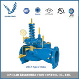 Models 106-a-Type 2 / 206-a-Type 2 One-Way Flow Altitude Control Valve