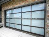 Wholesale Aluminum Glass and Plycarbonate Sectional Garage Door