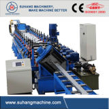 PLC Control System Automatic Z Purlin Roll Forming Machine