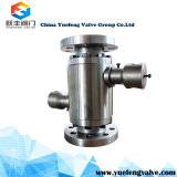 Forged Dbb Injection Monoblock Ball Valve
