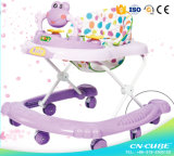 2017 New Good Quality Outdoor Round Baby Walker Directly Onling