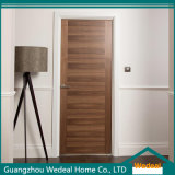 Customize Wood Veneer MDF Interior Solid Wooden Door for Hotel/Room/Project