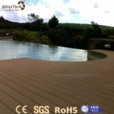 Ce Low MOQ Durable Outdoor Decking WPC for Flooring