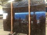 Dark Emperador Brown Marble Slab for Floor Walls Countertop