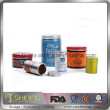 Screw Cap Aluminum Canister