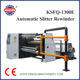 High Speed Plastic Film Slitter Rewinder Machine