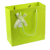 Customize Art Paper Handmade Shopping Gift Bags