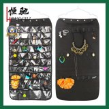 Household PVC Non Woven Jewelry Bethroom Hanging Storage Bag